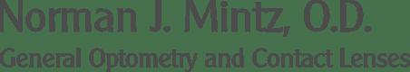 Norman J. Mintz, O.D. Logo
