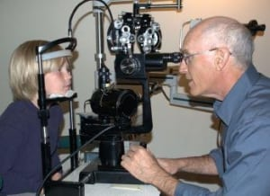 Doc Mintz, Optometrist, Sebastopol, CA